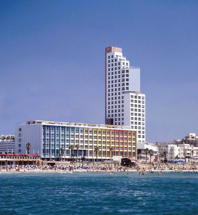 Luxury Hotels in Tel Aviv : Dan Hotel
