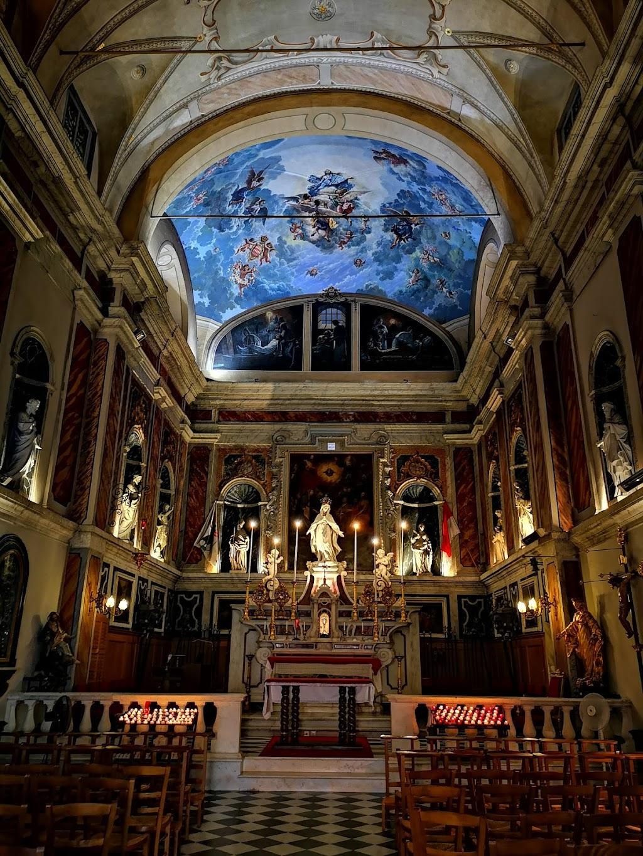 Фото Монако: Chapel of Mercy