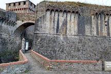 Fortezza di Sarzanello, Sarzana, Italy