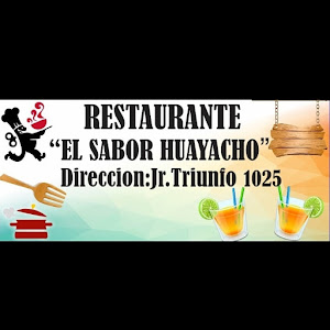 Restaurant El Sabor Huayacho 1