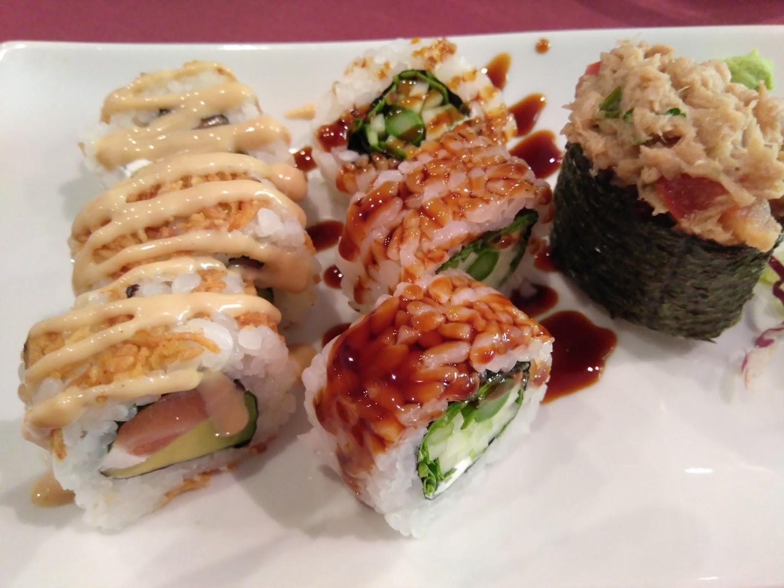 UO Sushi Addict