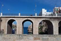 Ponte Borbonico di Lama Monachile, Polignano a Mare, Italy