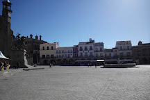 Plaza Mayor de Trujillo, Trujillo, Spain