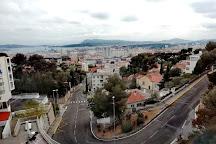 Telepherique du Mont Faron, Toulon, France