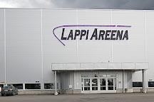 Lappi Areena, Rovaniemi, Finland