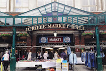 Jubilee Market, London, United Kingdom