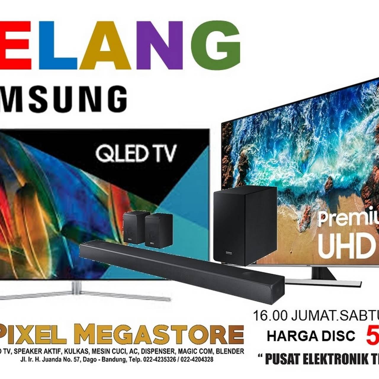 Pixel Megastore Bandung Toko Elektronik