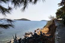 Bourtzi Beach, Skiathos, Greece