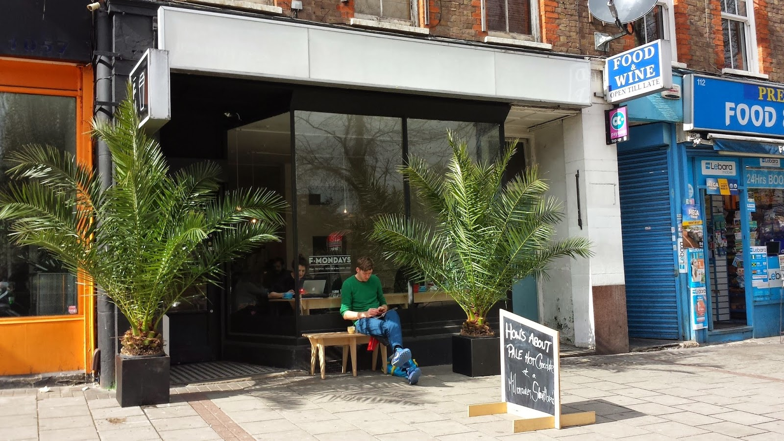 F. Mondays: A Work-Friendly Place in London