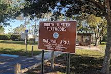 North Jupiter Flatwoods Natural Area, Jupiter, United States