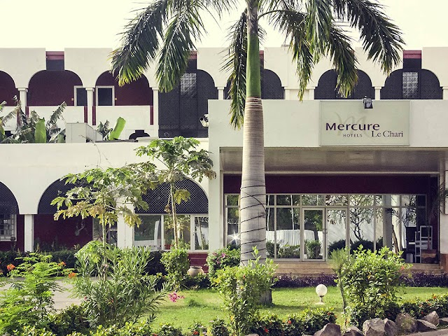 Mercure N'Djamena Le Chari