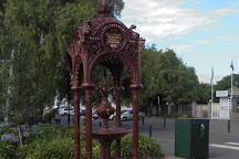 The Wilkinson Memorial Drinking Fountain, Williamstown, Australia
