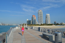 South Pointe Park, Miami Beach, United States