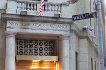 New York Stock Exchange, New York City, United States