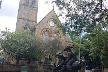 Lobey Dosser Statue, Glasgow, United Kingdom