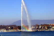 The Geneva Water Fountain, Geneva, Switzerland