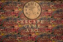 Escape Game Art, Munich, Germany
