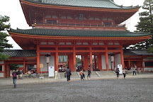 Heian Shrine, Kyoto, Japan