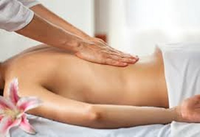 Chinese Tuina Massage