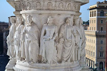Monumento a Vittorio Emanuele I, Turin, Italy
