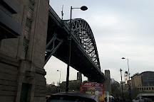 The Quayside Sunday Market, Newcastle upon Tyne, United Kingdom