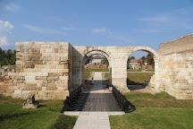 Roman Castrum Ruins, Alba Iulia, Romania