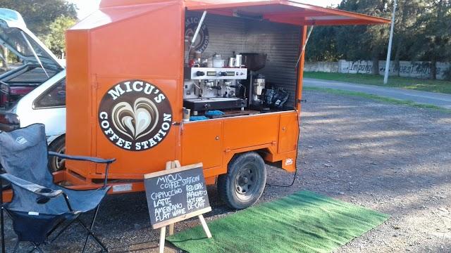 Micu's Coffee Station