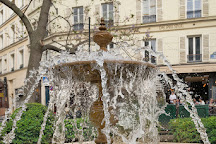 Fontaine de la Contrescarpe, Paris, France