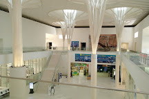 Okinawa Prefectural Museum and Art Museum, Naha, Japan