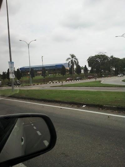 Indor Stadium Pasir Gudang