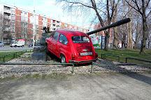 Red Fico, Osijek, Croatia