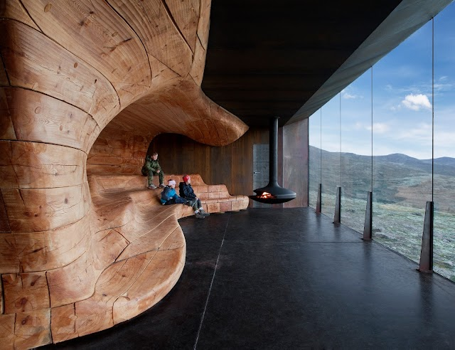 Viewpoint Snohetta