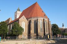 St. Marienkirche, Frankfurt (Oder), Germany