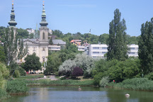 Feneketlen Lake, Budapest, Hungary