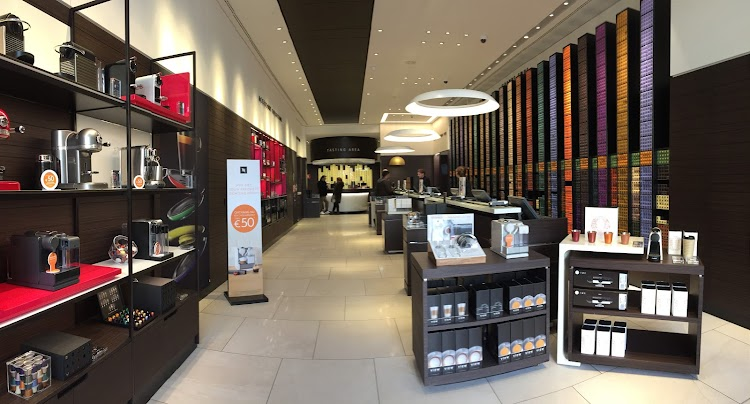 Nespresso Boutique Utrecht
