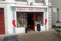 Syndicat du Piment d'Espelette, Espelette, France