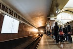 Смарт Арт реклама в метро Казани, улица Павла Морозова на фото Казани