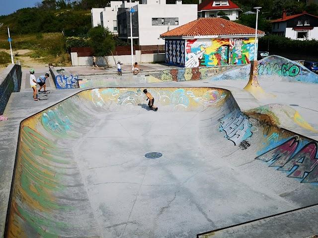 Skatepark Somo
