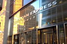 American Express 11 Tears Memorial, New York City, United States