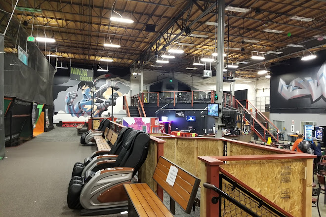 Visit Elevated Sportz Indoor Trampoline Park on your trip to