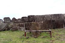 Ahu Vinapu, Easter Island, Chile