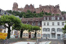Student Jail (Studentenkarzer), Heidelberg, Germany