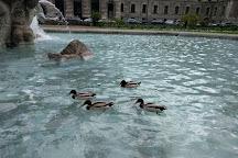 Old Botanical Gardens, Munich, Germany