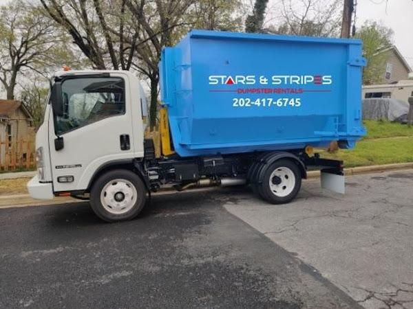 Dumpster Rental Washington DC - Stars and Stripes Dumpster Rentals