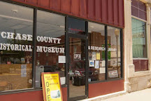Chase County Historical Society Museum, Cottonwood Falls, United States