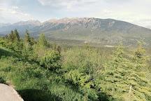 Kootenay Valley Viewpoint, Radium Hot Springs, Canada