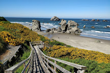 Face Rock State Scenic Viewpoint, Bandon, United States