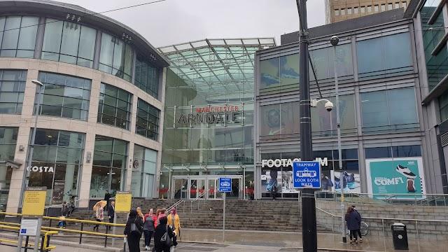 Manchester Arena Apartment