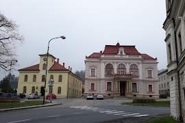 Железнодорожная станция  Vsetin
