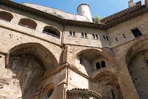Monastero Di S.Benedetto, Subiaco, Italy